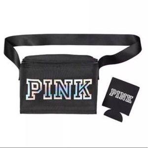 Victoria's Secret PINK Lunch-box with Koozie